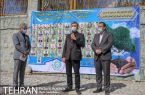 کاشت ۶۲ اصله نهال به یاد همکاران جانباخته کرونای شهرداری تهران