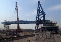 بومیسازی تجهیز انباشت و برداشت کارخانههای گندلهسازی شرکت سنگ آهن گهر زمین