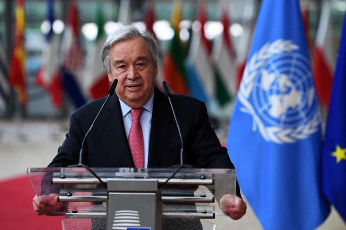 نامه نگاری سازمان ملل به شورای امنیت درباره ایران